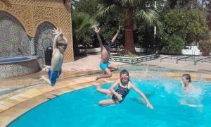 riad piscine